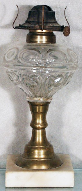 SOUTHLANDS OIL LAMP