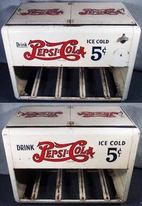 PEPSI COLA ICE COOLER