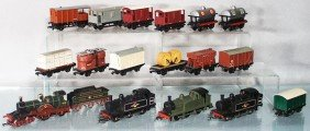 TRIANG HORNBY TRAIN LOT