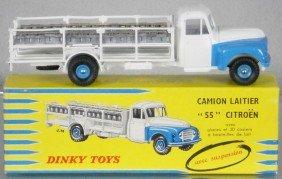 DINKY FR586 CITROEN MILK TRUCK