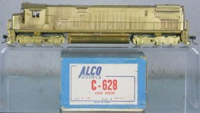 ALCO C-628 LOW HOOD DIESEL LOCO