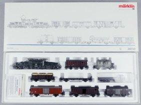 MARKLIN 28730 SWISS TRAIN SET