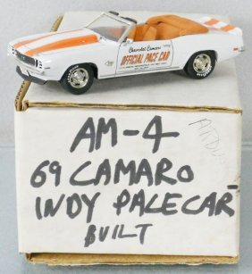 AM-4 1969 CAMARO INDY PACE CAR