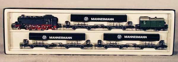 Marklin mannesmann pipe train set lot
