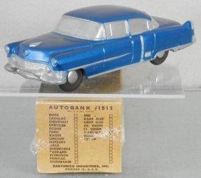 Banthrico 1955 Cadillac Fleetwood Autobank Promo