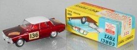 Corgi 322 1965 Monte Carlo Winner Rover 2000