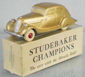 National Products 1935 Studebaker Champion Sedan Promo