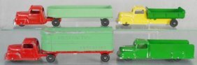 4 International K5 Trucks
