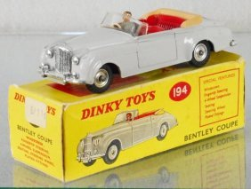 Dinky 194 Bentley Coupe