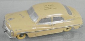 National Products 1950 Mercury Sedan Promo