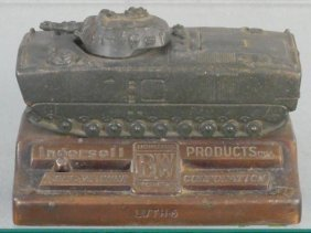 Banthrico Lvth-6 Tank Paperweight