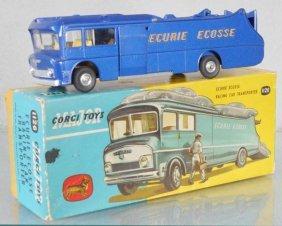 Corgi 1126 Ecurie Ecosse Racing Car Transport