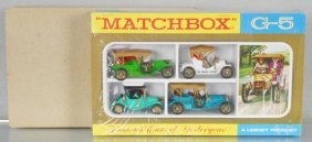 Matchbox Gs5c1 Famous Cars Of Yesteryear