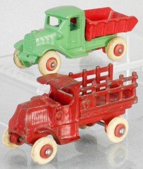 2 Hubley Trucks
