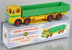Dinky 934 Leyland Octopus Wagon