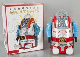 Mth Cragstan Mr Atomic Robot