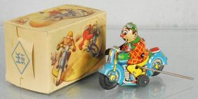 Hk 561 Clown Motorcycle