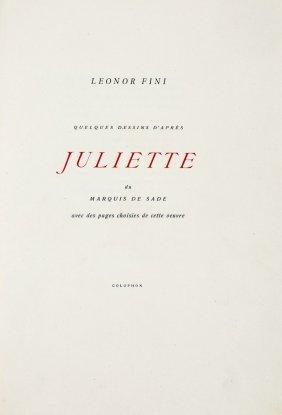 De Sade Donatien-alphonse-françois, -