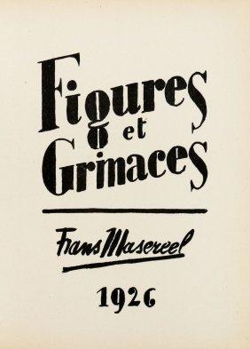 Masereel Frans, 1926