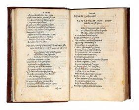 Horatius Flaccus Quintus, 1501