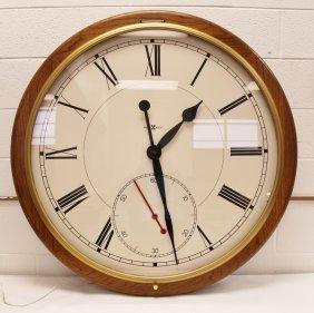 Huge Howard Miller Galleria Clock 622 525 Lot 100