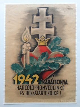 The Christmas Of 1942 Is Our Fighting Soldiers'