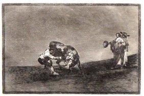 Goya, Francisco De, Spanish 1746-1828,