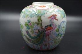 Chinese Canopic Jars