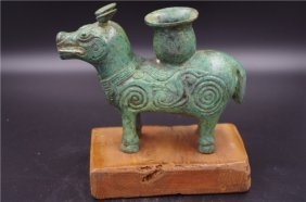 Chinese Antique Bronze