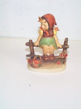 Hummel Figurine Number 112/I  Goebel Bee Mark  Trade