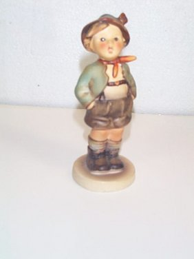 Hummel Figurine Number 93  Goebel Mark  Trade Mark 6