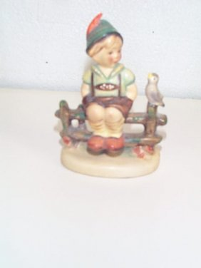 Hummel Figurine Number 111 3/0  Full Bee Mark  Trad