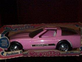 Gay Toys Inc.  Fashion Doll Corvette  # 7982  Mint