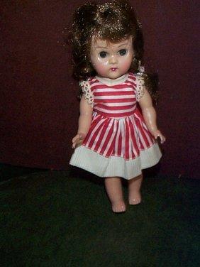 Vintage Signed Vogue Jointed Walker Doll  Measures