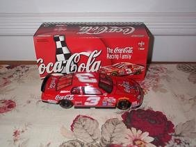 Action Racing Collectibles, Dale Earnhardt Coca Co