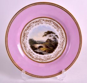 An Early 19th Century Barr Flight And Barr Worcester