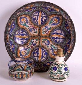 A 19th Century South European Faience Type Bowl