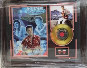 Elvis Presley - Blue Hawaii - Memorabilia