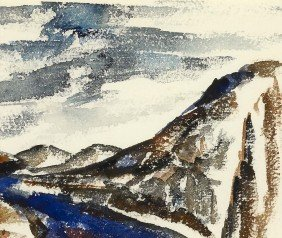 FRANK APPLEGATE, Untitled (Mountain View)