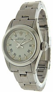Womens Oysterperpetual Rolex Watch