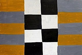 Oil Painting On Paper - Sean Scully