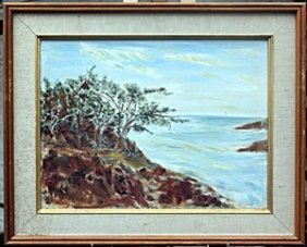 """carmel By The Sea"" By Alma Wallace"