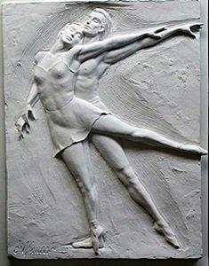 "Relief Sculptor ""unison"" After Bill Mack"