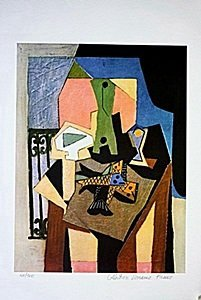 Picasso Limited Edition - Still Life - From Collection