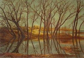 Parsons Canadian Painting Landscape
