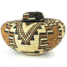 Zulu Wedding Basket - 54 - Ilala Weavers