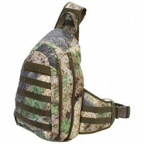 "Extreme Pak Tree Camo 19"" Shoulder Pack With Waist Belt"