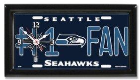 Seahawks Clock