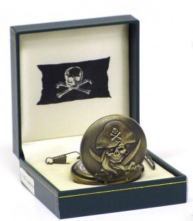Pirate Design Pocketwatch