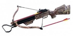 150lbs Camouflaged Hunting Crossbow